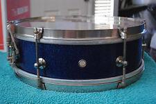 """1950's/60's Kent Blue Sparkle 14"""" x 4-5/8"""" Snare Drum"""