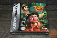 Tak and the Power of Juju (Game Boy Advance, GBA 2003) FACTORY SEALED! - RARE!