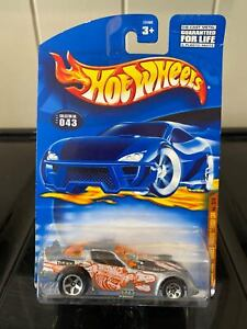 Hot Wheels 2001 Fossil Fuel Series Firebird Funny Car Collector #043 Zamac