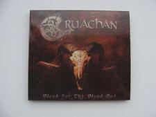 "CRUACHAN ""Blood For The Blood God"" DIGIPAK CD +1 Bonus (Celtic Folk Black Metal)"