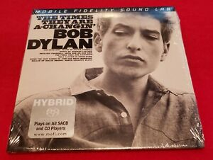 BOB DYLAN - The Times They Are A Changin' - Hybrid SACD