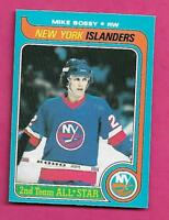 1979-80 OPC # 230 ISLANDERS MIKE BOSSY ALL STAR 2ND YEAR NRMT (INV# A8051)