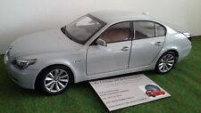 BMW 550i SEDAN Serie 5 Gris Pearl Silver o 1/18 KYOSHO 08594PS voiture miniature
