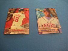 1994 Bowman's Best California Angels Team Set 2 Cards