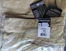 NEW PROPPER STL II Athletic Tactical LS1 Men's Cargo Pants 44 X 36 Khaki NWT
