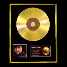 GARTH BROOKS ULTIMATE CD  GOLD DISC VINYL LP FREE SHIPPING TO U.K.