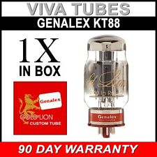 Brand New In Box Genalex Gold Lion Reissue KT88 / 6550 Vacuum Tube - Guaranteed