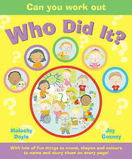 Who Did It?, Malachy Doyle, New Book