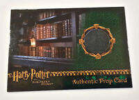Harry Potter and the Sorcerer's Stone Restricted Section Library Book Prop Card+