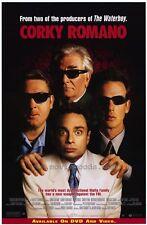 CORKY ROMANO Movie POSTER 27x40 Chris Kattan Vinessa Shaw Peter Falk Peter Berg