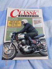 classic mechanics(19)R.E.GT & Meteor /BSA gold star/BMW/Tiger Cub/Yamaha YR5