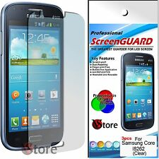 3 Pellicola Per Samsung Galaxy Core I8260 Pellicole Proteggi Schermo Display
