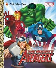 *BRAND NEW* MARVEL: THE MIGHTY AVENGERS (Hard cover, Childrens book)