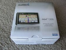 Brand New Garmin nüvi 1300 4.3-Inch Widescreen Portable GPS Navigator