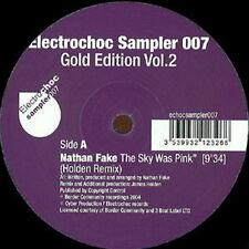"Extrawelt SOOPERTRACK, Nathan Fake SKY WAS PINK, Fairmont Gazebo New 12"" Vinyl"