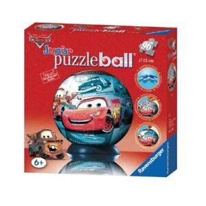 96 Pieces Puzzle Ball, Fleet Cars, Ravensburger 113392