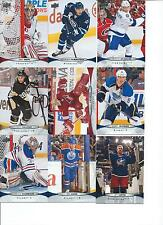 2011-12 Upper Deck Series 2 HOCKEY Complete your Set U-pick 20 cards STARS inc