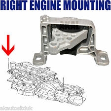 FOR MAZDA 3 1.4 / 1.6 / 1.6 TD 02-09 FRONT RIGHT Engine Mount / Mounting x1