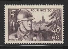 FRANCE N°  451 ** neuf sans charnière, Soldat, TTB