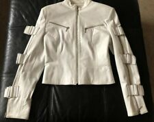 a441d74ae White Leather Vintage Clothing for Women
