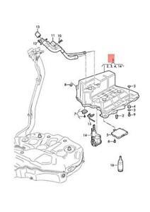 Genuine AUDI A4 Avant S4 quattro Reduction Agent Tank 8W0131879F