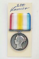BRITISH ARMY HEIC MILITARY FORCES JELLALABAD CAMPAIGN MEDAL AFGHANISTAN TYPE 2
