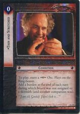 Lord Of The Rings CCG FotR Foil Card 1.R279 Thin And Stretched