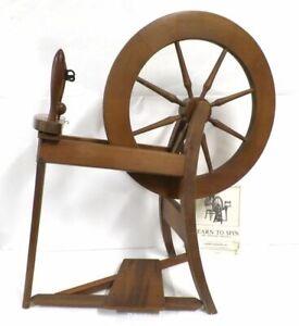 Ashford Handicraft Ltd Material Spinning Wheel Excellent Finished