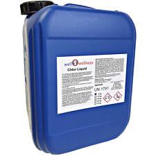 Chlor Liquid / Chlor flüssig / Flüssigchlor stabilisiert 13% Aktivchlor 5,0 l