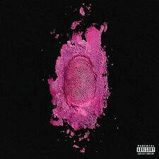 The Pinkprint [PA] by Nicki Minaj (CD, Dec-2014, Cash Money) BRAND NEW PROMO