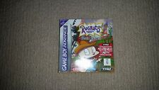 Rugrats Castle Capers Nintendo Gameboy Advance Game, Boxed, Cleaned & Tested