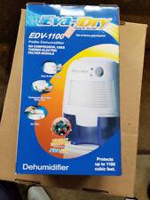 Eva- Dry Dehumidifier model # Edv1100 Nos Nib
