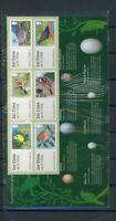 Großbritannien MiNr. 3-8 postfrisch MNH Vögel (Vög5171