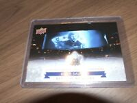 2017 UD Toronto Maple Leafs Centennial Retired Numbers BORJE SALMING #131