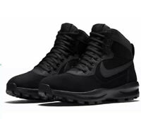 Nike Manoadome Winter Hiking Boots Black Anthracite 844358-003 Men's NEW