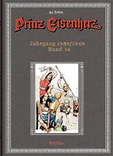 Prinz Eisenherz BOCOLA Verlag, Hal Foster-Gesamtausgabe, Band 12, Jg. 1959/1960