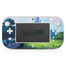 Nintendo Wii U Gamepad Folie Aufkleber Skin - Tangled