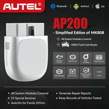 Autel Bluetooth OBD 2 Code Reader ABS SRS Full Systems Car Diagnostic Scan Tool