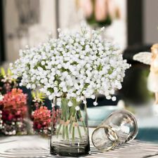 Artificial Gypsophila Flower Fake Silk Wedding Party Bouquet Home Decor