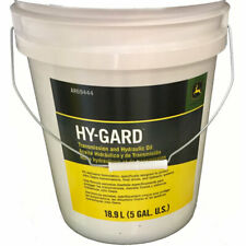 John Deere Hy-Gard Transmission and Hydraulic Oil 5 Gallon Bucket