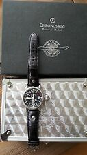 Chronoswiss Timemaster Spyker Limited Edition CH 6433 SPY Double 12