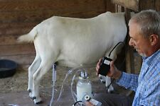 Dansha Farms™The Frontier Goat Sheep Cow Milk Machine Rechargeable Pac One Quart