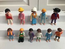 Playmobil Vintage Mixed  LOT -Barefoot Figures Boots Shoes Lot WOW