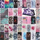 For Samsung Galaxy J3 J4 J6 J7 J8 2018 Leather Wallet Card Slot Phone Case Cover