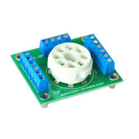 8 Pin Tube sockets Experiment boards Top for Experiments & Prototypes