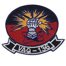 US NAVY EA-6B PROWLER VAQ-136 GAUNTLETS BIG PARCHE PATCH -32772