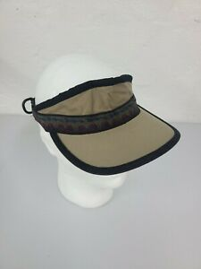 KAVU Strap Visor One Size Fits All, Hiking, Camping, Fishing, Outdoors Gear USA