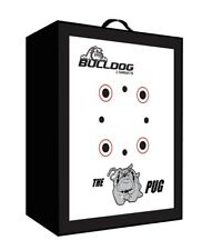"NEW Bulldog PUG 19""x 16""x 10"" Self Standing Lightweight Archery Target"
