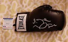 Andre Ward signed autographed Everlast boxing glove PSA COA #AG83576 Son of God