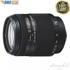 SONY SAL18250 DT 18-250mm F3.5-6.3 Standard Zoom Camera lens F/S from JAPAN ENS